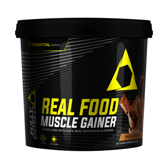 Real Food Muscle Gainer Chocolate
